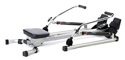 V-fit Fit-Start Dual Hydraulic Rowing Machine by V-Fit