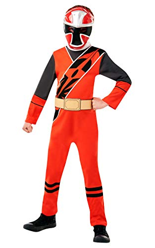 rubies-déguisement, Jungen, i-640071l, (Power Ranger Kostüm Kinder)