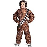 Selk Bag Kids Star Wars portátil Saco de Dormir, Chewbacca, Mediano