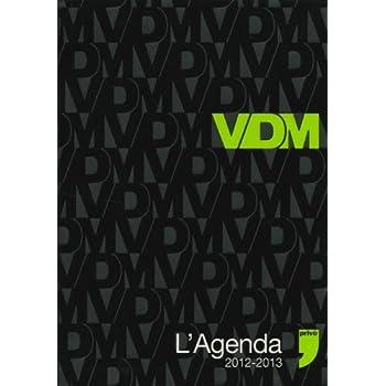 L'Agenda VDM 2012-2013