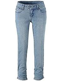 Top affaire Jeans par Laura Scott en Bleu Clair