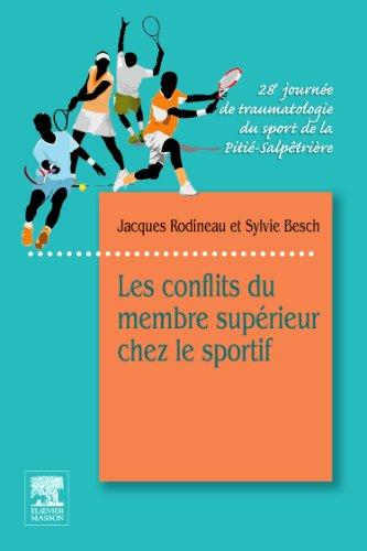Les conflits du membre suprieur chez le sportif: POD