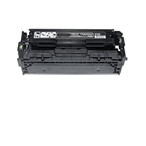 1 kompatibler Toner Lasertoner für HP Color Laserjet CM 1312CB MFP ersetzt CB540A mit 2.200 Seiten