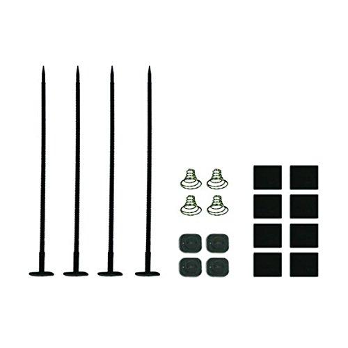Mishimoto MMFAN-MOUNT - Kit de montaje de ventilador eléctrico
