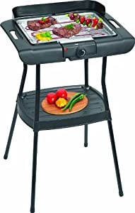 Clatronic BQS 3508 Barbecue-Standgrill