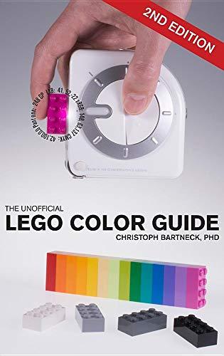 The Unofficial LEGO Color Guide: Second Edition por Christoph Bartneck