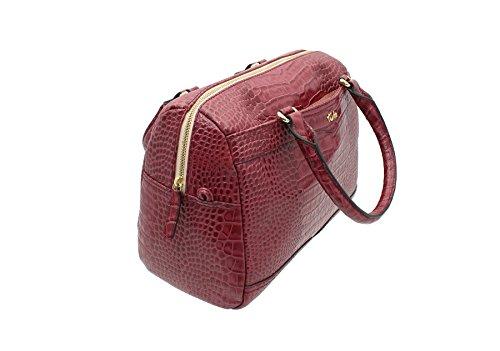 Tula , Sac à main pour femme, Garnet (Rouge) - 8088 Garnet