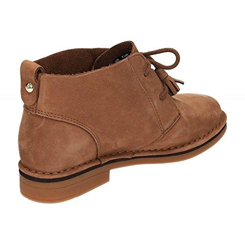 Hush Puppies - Stivali Desert Boots donna Cognac