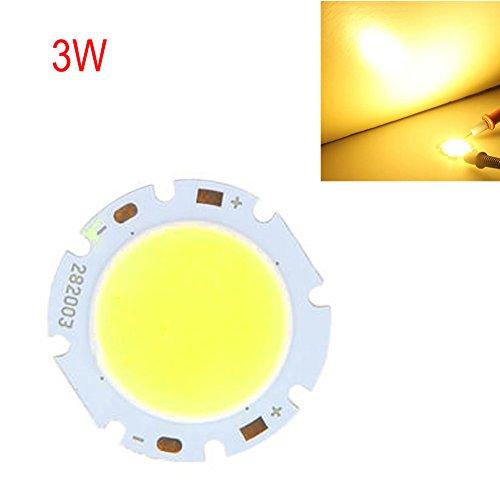COB LED CHIP Licht, gezichta rund COB LED CHIP 3W 5W 7W 10W Super helle LED Lampe warm weiss weiß (10W warm weiß, warm weiß) (Zebra-streifen-lampe)