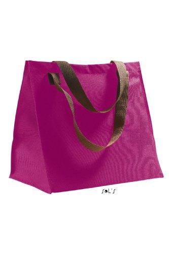Maglietta Town Shopping Bag Marbella, borsa per la spesa, borsa per la spesa, borsa a tracolla, borsa a tracolla Pink
