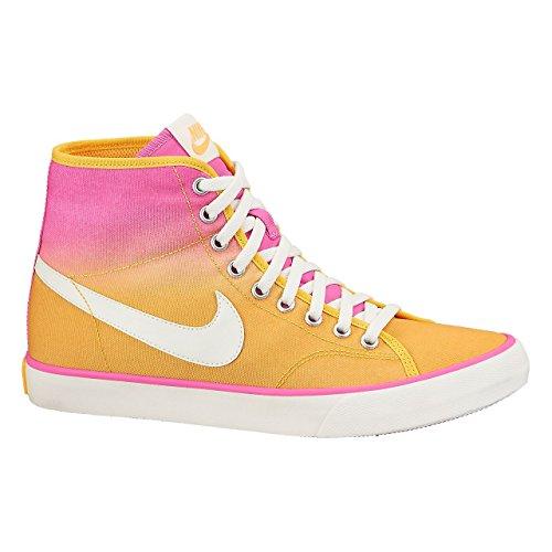 Nike Femmes Sneaker Bottes Primo Court MID Jaune 631636-601 Jaune