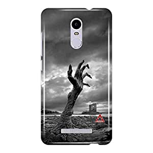 a AND b Designer Printed Mobile Back Cover / Back Case For Xiaomi Redmi Note 3 (RMI_N3_3D_3454)