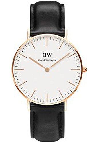 Shopping mit http://armbanduhren.kalimno.de - Daniel Wellington Damen-Armbanduhr Analo