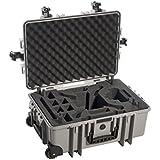 B&W Copter Case Type 6700/G pour DJI Phantom 3 gris