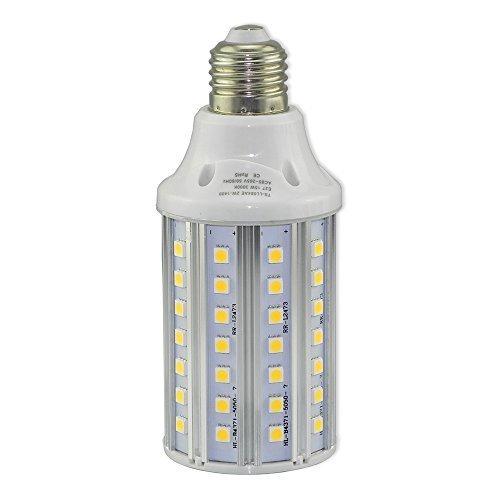 Tongsung Nuova versione 15 watt Lampadine a LED,Pari a Lampada da 120W ad Incandescenza,1450LM,Luce Bianca Calda,Attacco E27,AC85V a 265V (AC220V, AC230V, AC120V) (LGHA-084-AE2-N)