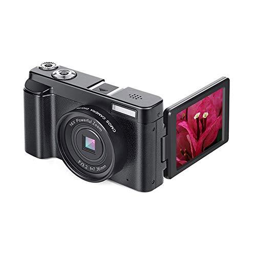 Xianxian88 Kamera, 3-Zoll-Ultra HD IPS-Touch Screen 24 Millionen Pixel Digitalkamera Micro Einzelkamera SLR DV-Kamera für die Familie Party Reisen Selfie