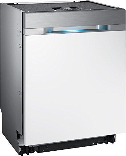 Samsung DW60M9550SS/EG Geschirrspüler Teilintegriert/59,8 cm/WaterWall Technologie/ZoneBooster+
