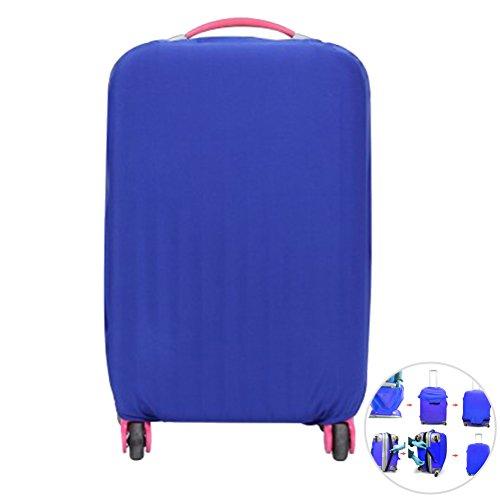WINOMO Housse de protection en plastique pour étui pour protection contre la poussière de valise portacalco pour 18-20 pouces
