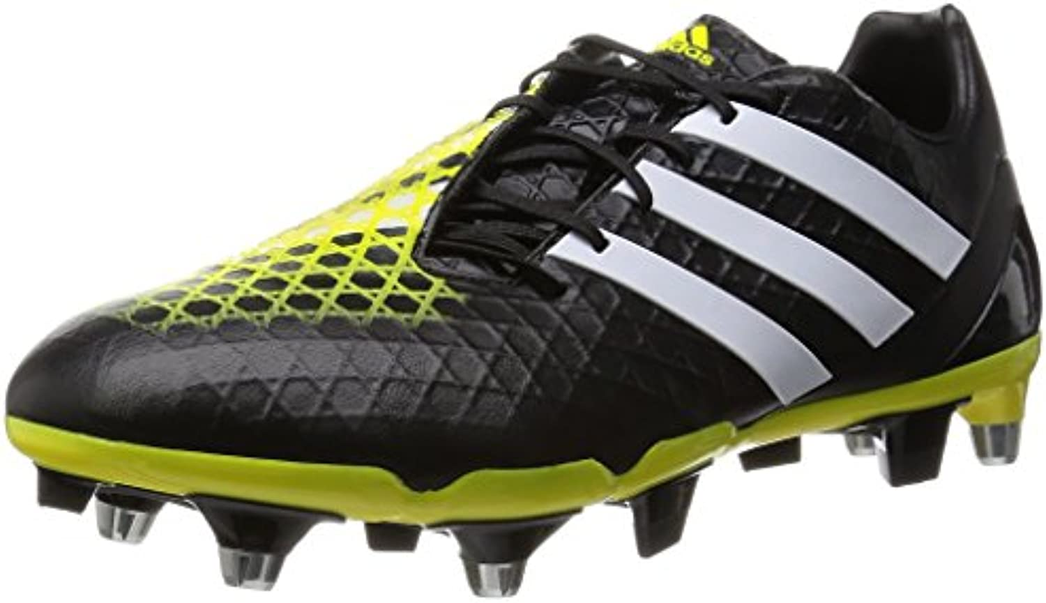 Predator Incurza SG Rugby Boots 2015 - Black