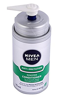 Alternative for Philips Coolskin Shaver HQ170 & HQ171 cartridges, Moisturising Gel. Dispenser need to be used with Philips HS-800 NIVEA Shaving Conditioner (cream). from Shaver-Parts