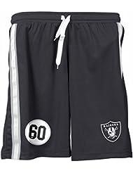 Short Majestic: Fundic Oakland Raiders BK