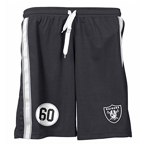 Short Majestic: Fundic Oakland Raiders BK M
