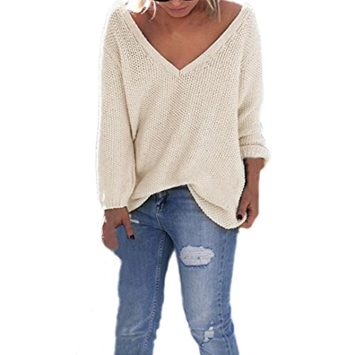 tonsee-femmes-manches-longues-en-maille-pull-tricots-en-vrac-pull-jumper-tops-m-beige