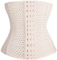 3-Row Hook Waist Trainer Hot Shapers Corset Slimming Shape wear Women Body Shaper Slimming Modeling Strap Belt