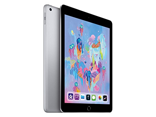 "Produktbild Apple iPad, 9,7"" mit Wifi, 32 GB, 2018, Space Grau"
