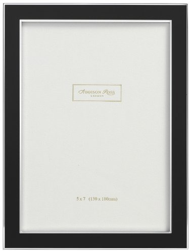 addison-ross-contemporary-photo-frame-5x7-black-enamel-5-x-7-inches