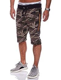 MT Styles Short Bermuda/Pantalon de jogging Camouflage C-851