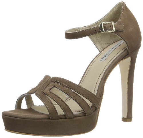 Tosca Blu Shoes GREEN, Sandali donna, Marrone (Braun (TABACCO C63)), 39