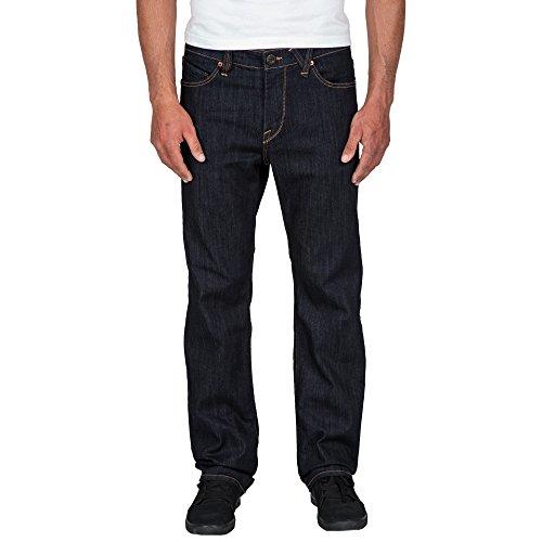Volcom Herren Denim Pant Kinkade Jeans, Rinse, 36 Preisvergleich