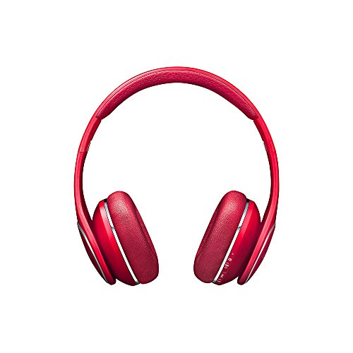 Samsung Level On Wireless Bluetooth Over-Ear Kopfhörer, rot