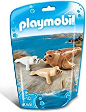Comprar Playmobil FamilyFun 9069 juguete para baño y pegatina - juguetes para baño y pegatinas (Bath animal, Multicolor)
