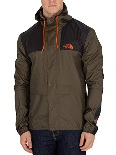 The North Face M 1985 Mountain Jkt New Taupe Green Tnf Black S 4216b472f3e2
