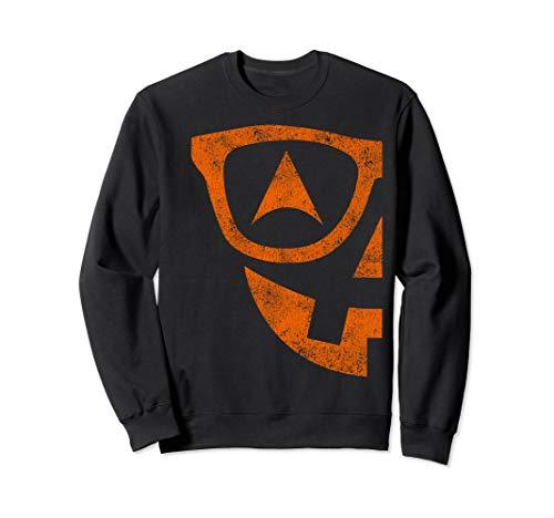 Für Paare Nerd Kostüm - Jacko'Lantern Kürbis Gesicht Halloween Kostüm Paare Outfits Sweatshirt