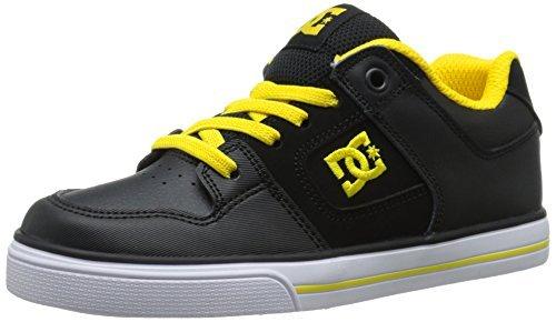 DC Pure Elastic Youth Shoes Skate Shoe (Little Kid/Big Kid)