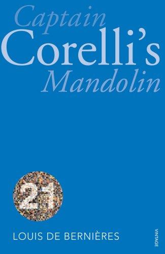 Book cover for Captain Corelli's Mandolin