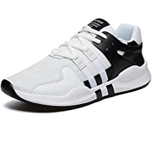 AgeeMi Shoes Uomo Scarpe da Basket Senza Tacco Stringati Scarpe