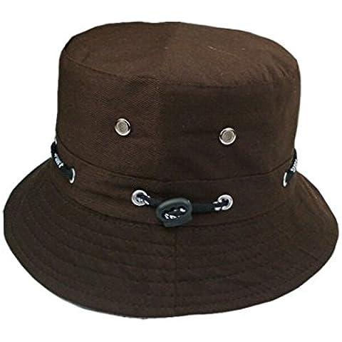 Secchio cappelli, Fashion protezione solare pieghevole Outdoor Sports Sole Cappello