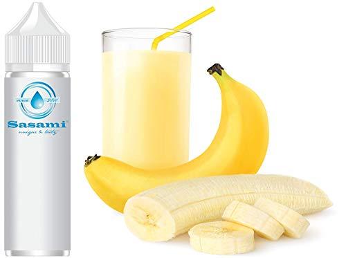 Milchshake Banane Aroma - Sasami (DE) (10ml)