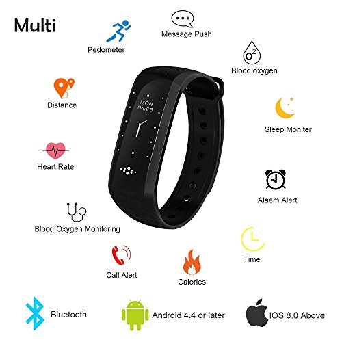 Enhance Limited Edition Ultimate M2S Premium Fitness Band