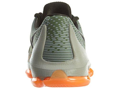 Nike Kd 8 (Gs), Scarpe da Basket Bambino Grigio