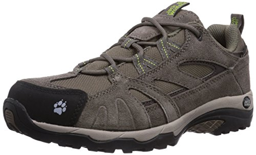 Jack Wolfskin VOJO HIKE TEXAPORE WOMEN, Wanderschuhe für Damen aus wasserfestem und atmungsaktivem Material, Outdoor Schuhe mit robuster und gut dämpfender Sohle -