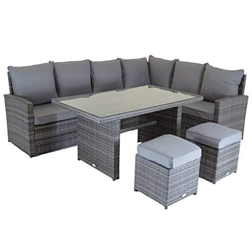 Canapé table gris