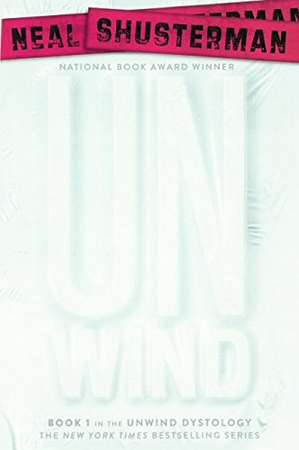 Book cover for Unwind