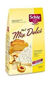 Mix Patisserie (mix C) sans gluten schar 1kg