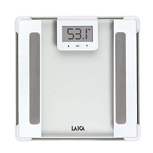 Laica PS5010BL - Báscula composición corporal