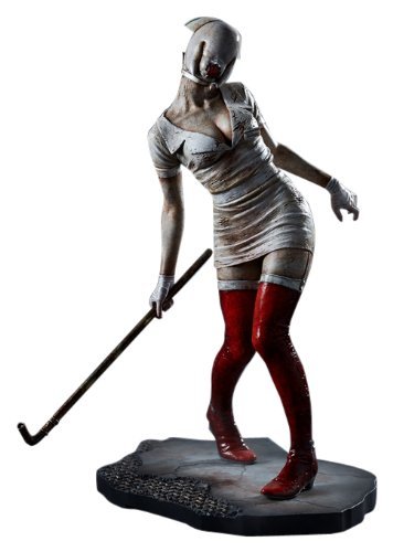 [SDCC2013 / beans torpedo Distribution Limited] Silent Hill 2 / Bubble Head Nurse 1/6 Scale PVC Statue Ito Nobu our Ver. (japan import)